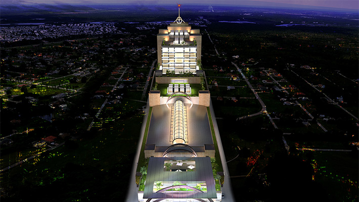 Narenjestan commercial complex