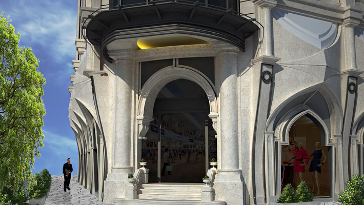 Persian Mall
