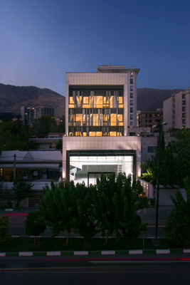 Farmanieh Commercial-Office Building