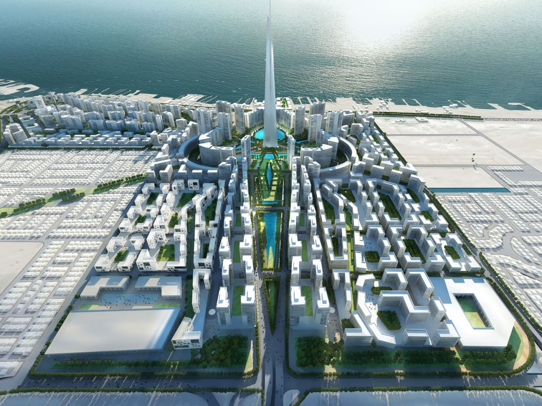 Arc Real Estate Tallest Buildings In Future No 1