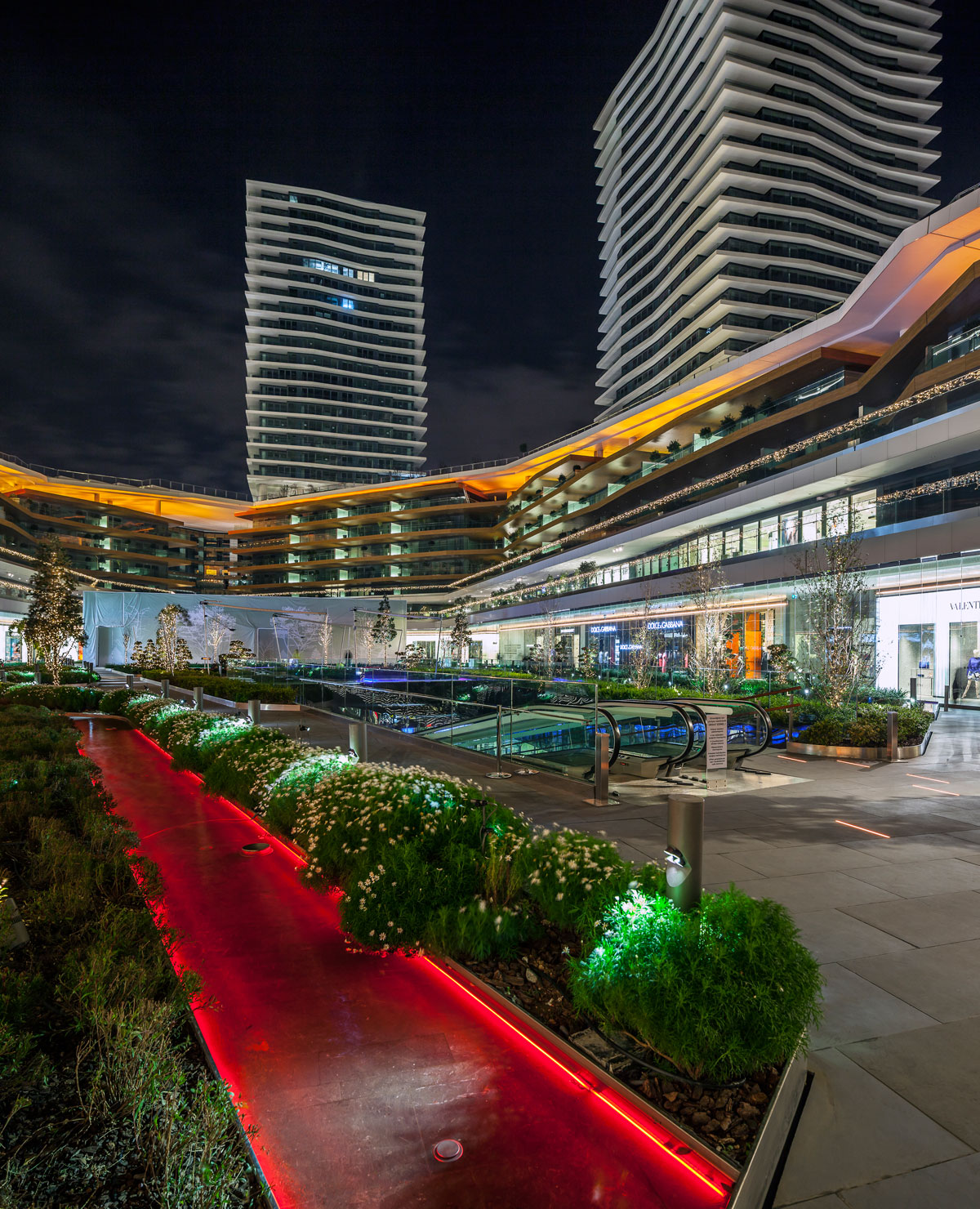 Arc Real Estate Zorlu Center Shopping Mall Istanbul