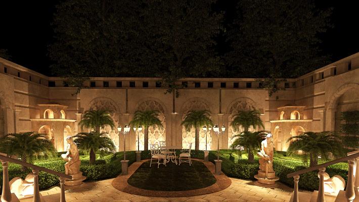 Persian Palace Villa