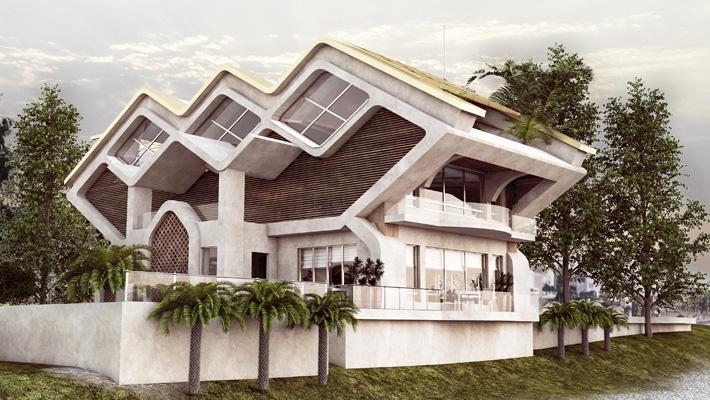 Cruise Villa