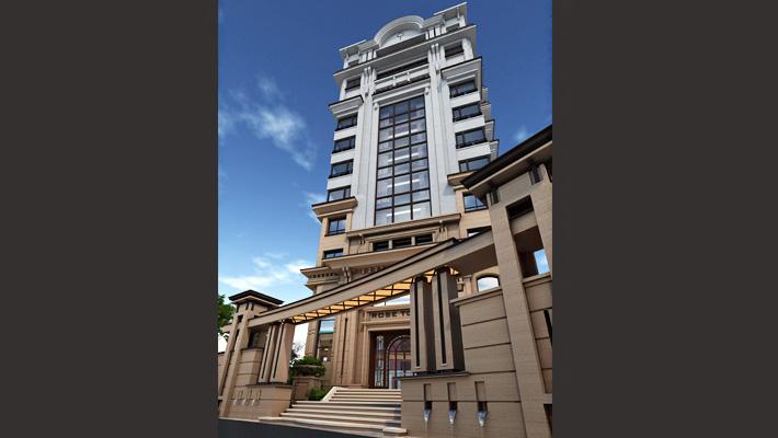 Farmaniyeh Tower
