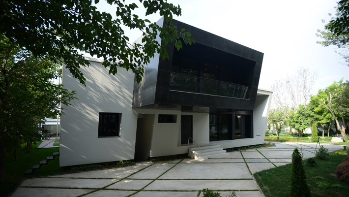 Toutestan Villa