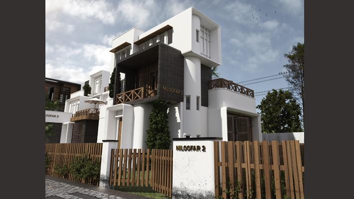 Niloofar Villa Complex