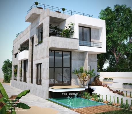 Chalus Villa