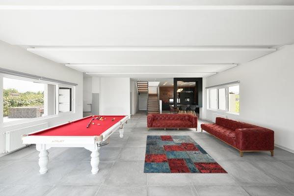 Rostam White Villa